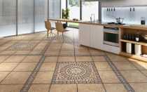 Какую плитку выбрать на пол на кухню: советы и примеры оформления
