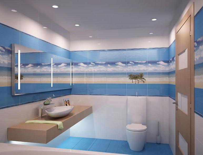 дизайн ванной-варианты