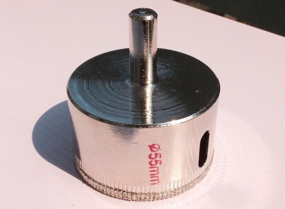 Использование кольцевой пилы для резки плиток