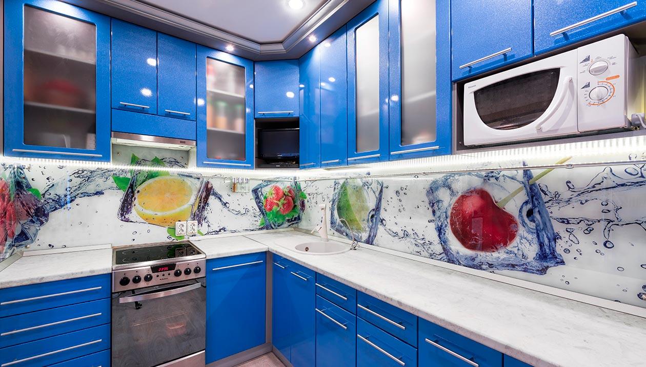 Как положить кухонный фартук из керамической плитки своими руками