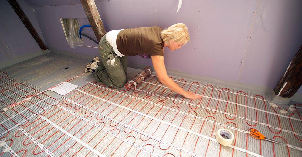 Как рассчитать систему электроподогрева под плитку