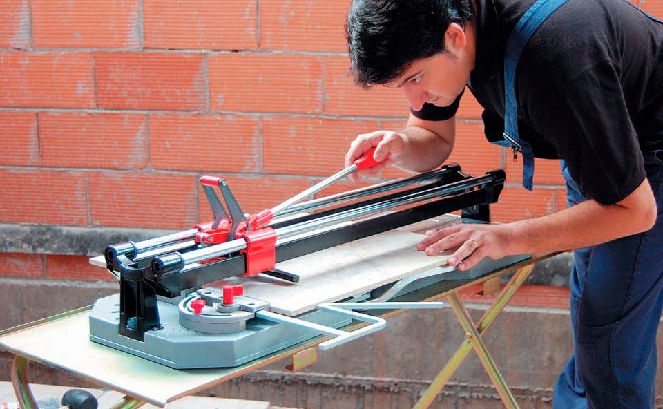 Как разрезать плитку без плиткореза