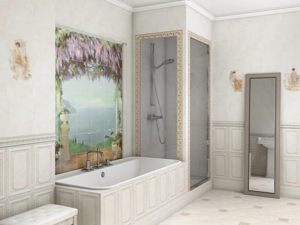 керама марацци для ванной комнате