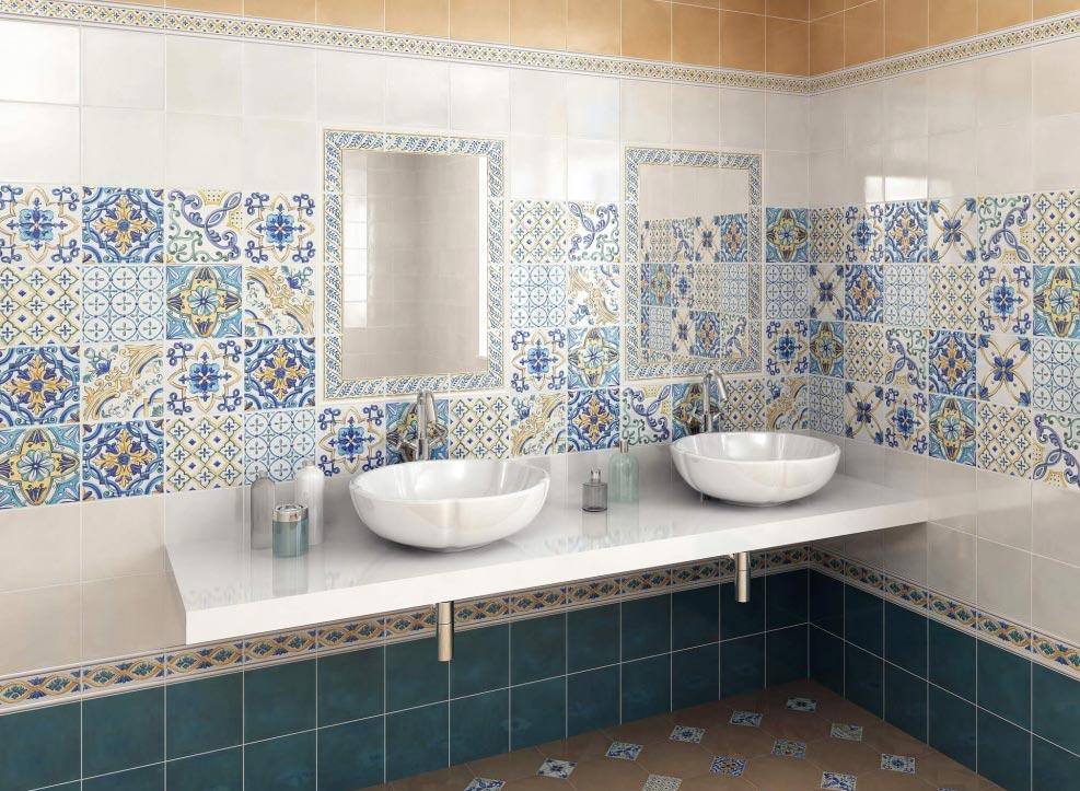керама марацци для ванной-удачные решения