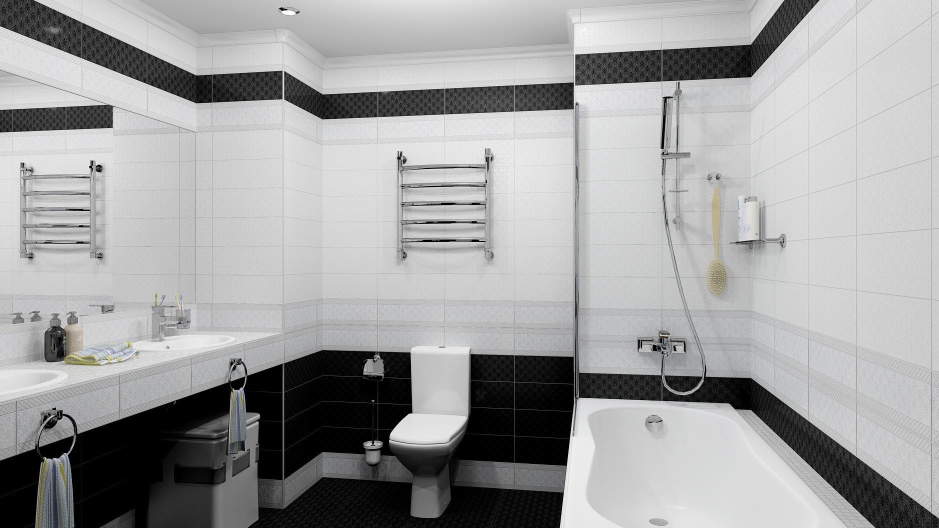 керама марацци для ванной-удачные варианты