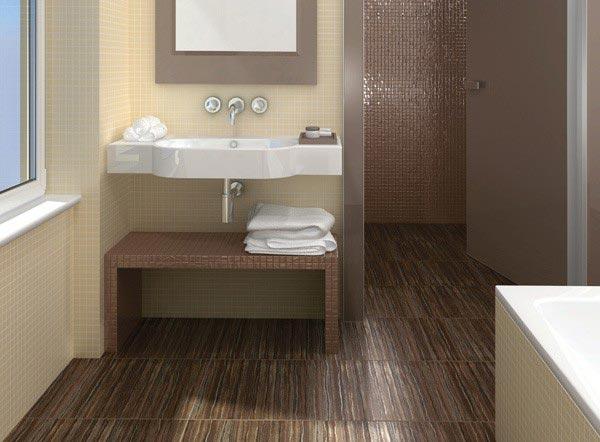 керамический гранит керама марацци для ванной-дизайн