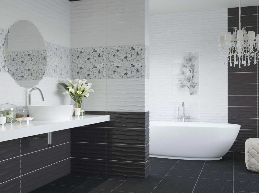 керамин плитка для ванной