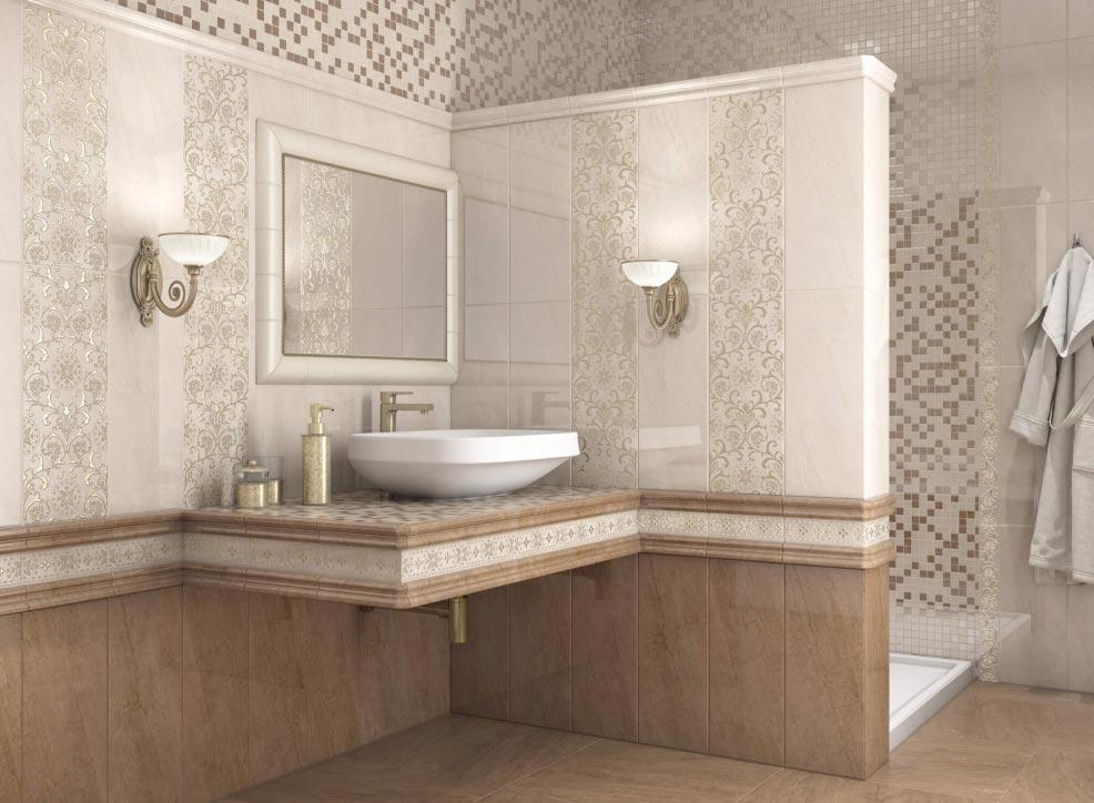 керомогранит керама марацци для ванной