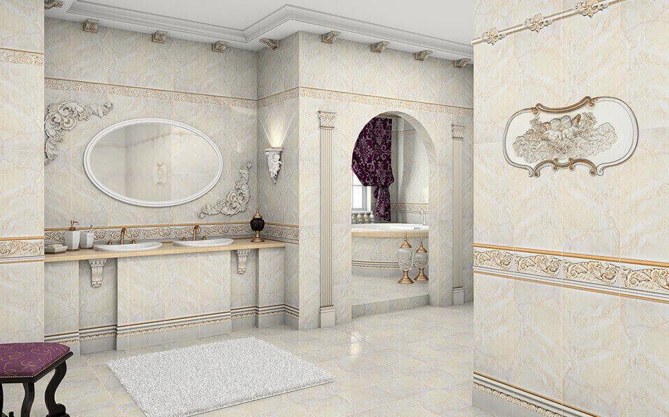 плитка для ванной Испания 11