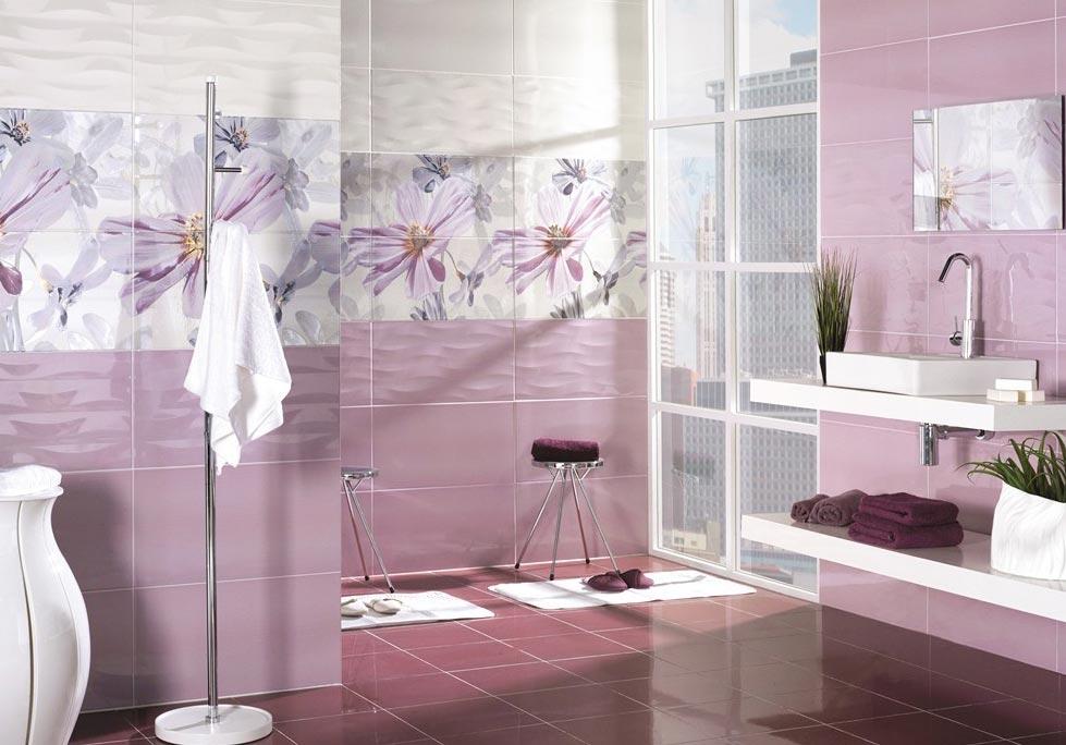 плитка для ванной комнаты 5
