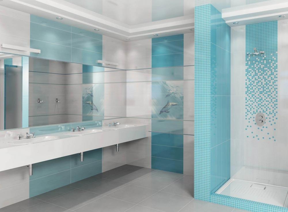 плитка Керама Марацци для ванной-дизайн