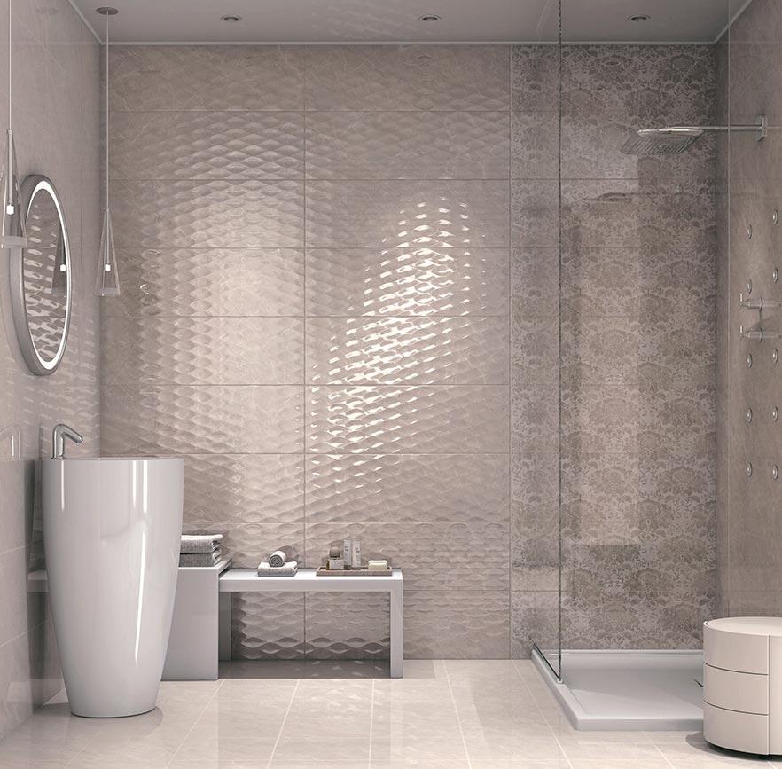плитка Керама Марацци для ванной-варианты