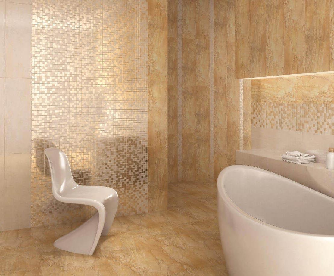 мозаика керама марацци для ванной-дизайн, интерьер