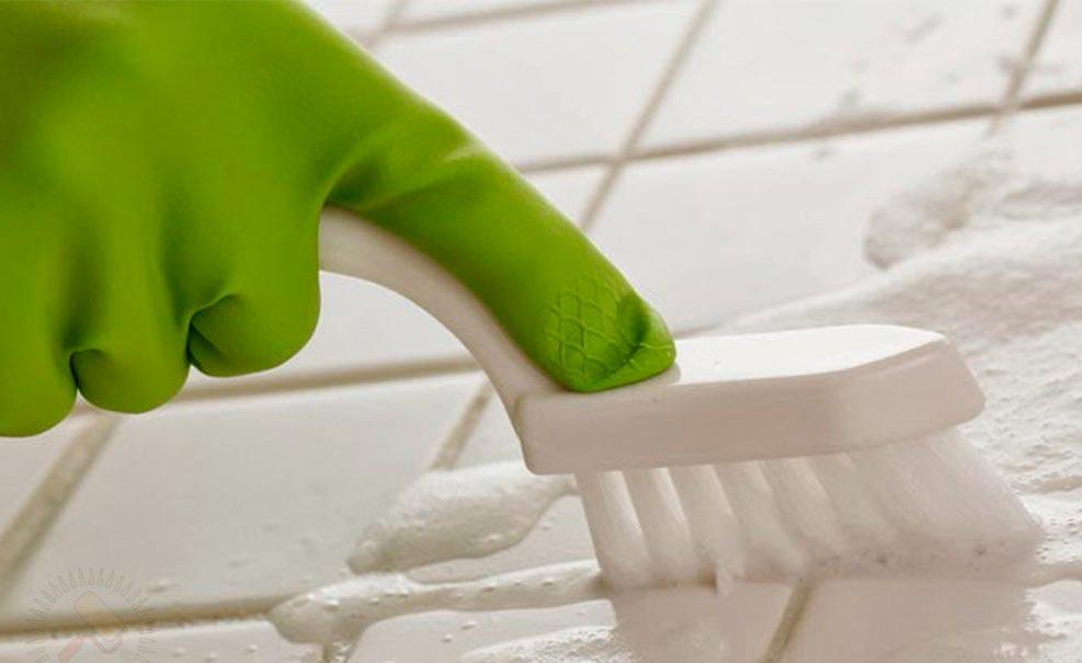 порошковые средства для чистки швов между плиткой