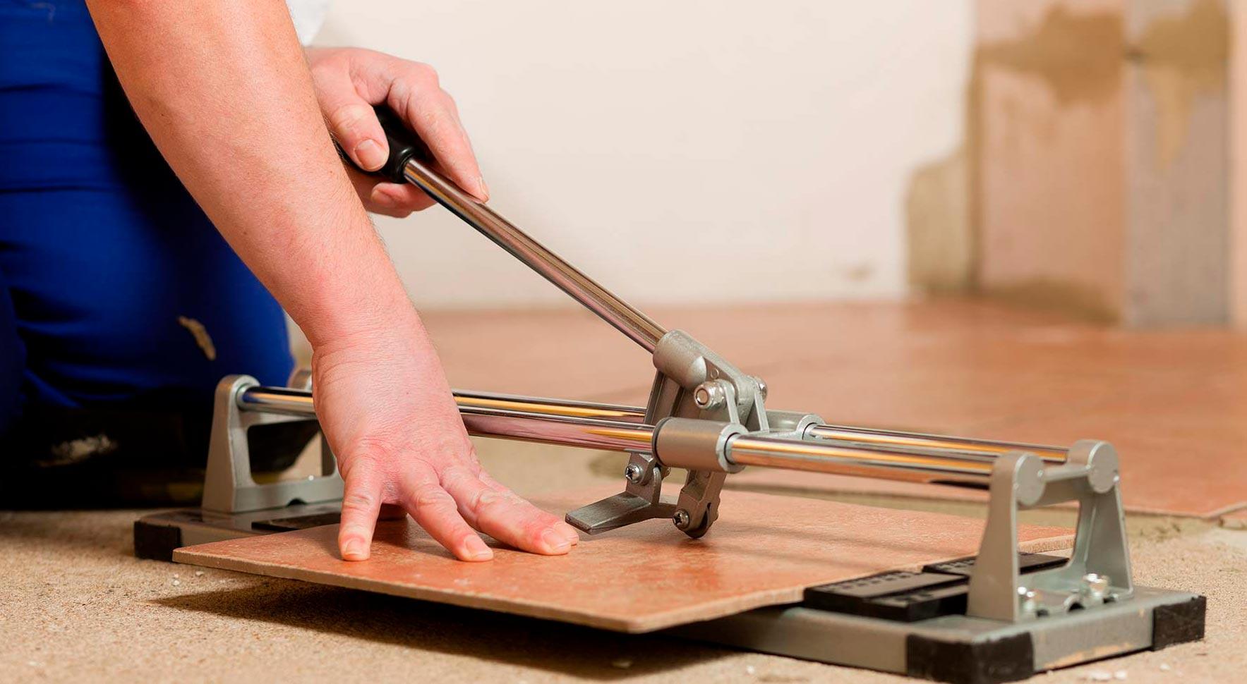 Режем плитку без плиткореза способы и нюансы