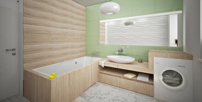 ванная под дерево 23