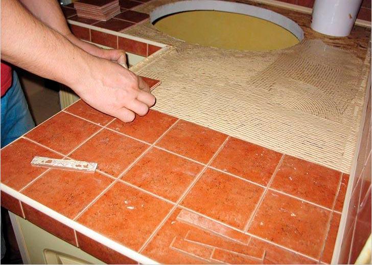 Возможно ли порезать плитку без плиткореза