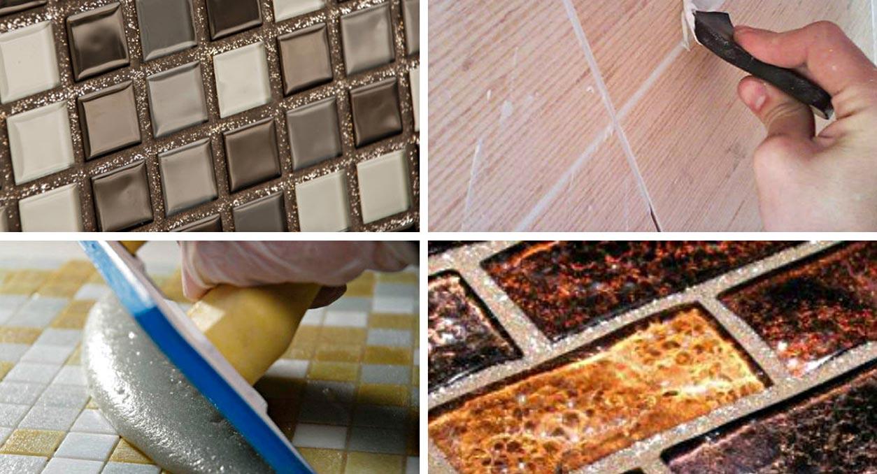 правила выбора затирки для плитки