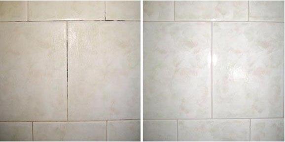 зачем обновлять швы между плиткой в ванной