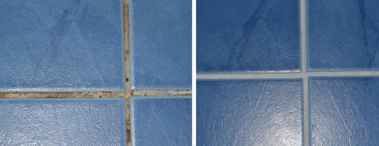 зачем обновлять швы между плиткой