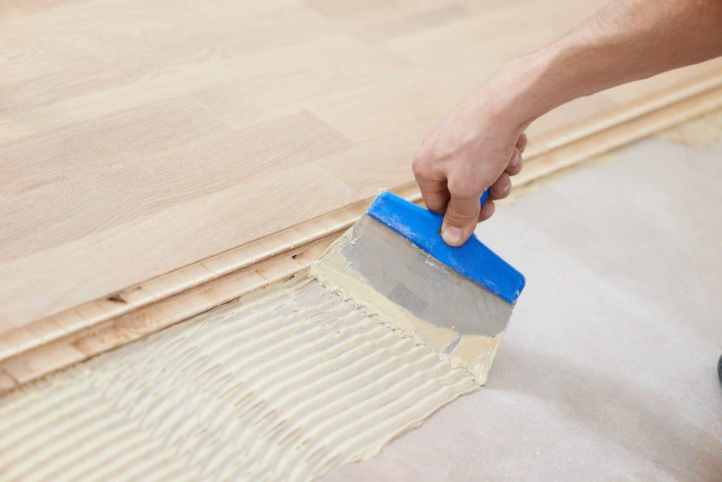 Полиуретановый клей для плиток