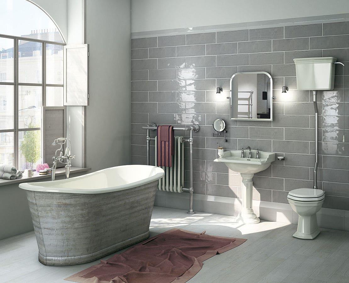 Settecento плитка в ванной