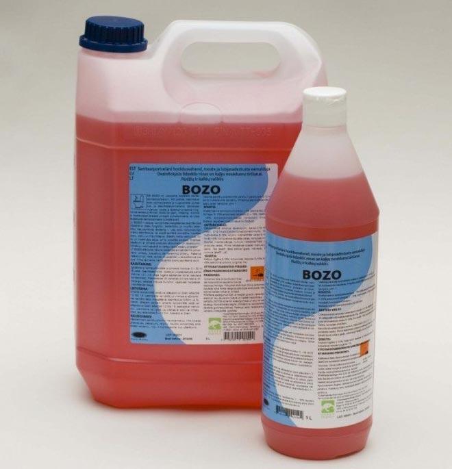 bozo средство для чистки швов между плиткой