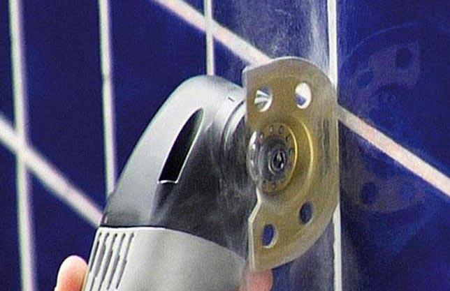 чистка швов между плиткой в ванной комнате-методы