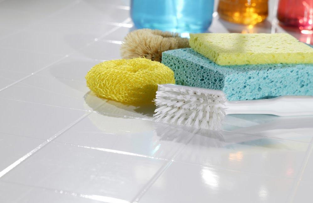 чистка швов между плиткой в ванной-советы