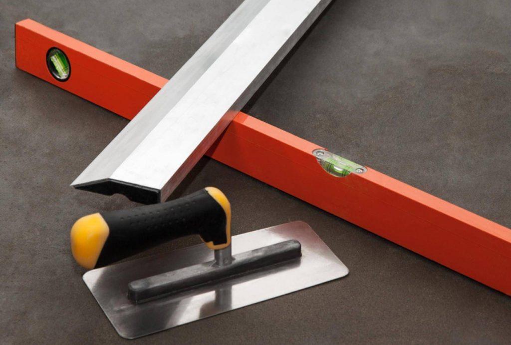инструмент для работ для выравнивания под плитку