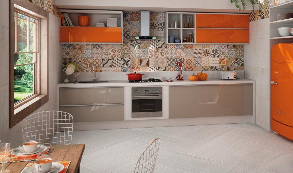 Испанская плитка для кухни достоинства