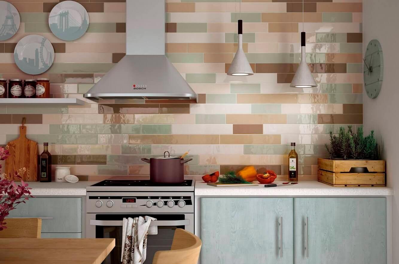Лучшие дизайнерские идеи воплотились в разнообразии плиток