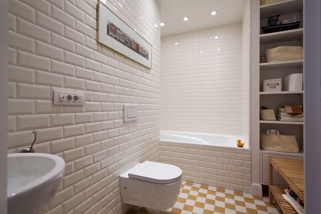 кабанчик в ванной