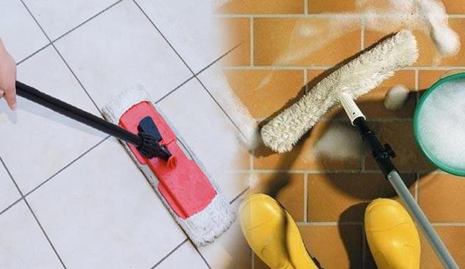как очистить швы между плиткой на полу от ржавчины