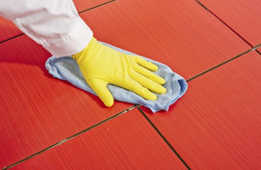 как очистить швы на полу-рекомендации