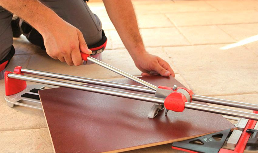 Как подготовить плитку к укладке на теплый пол