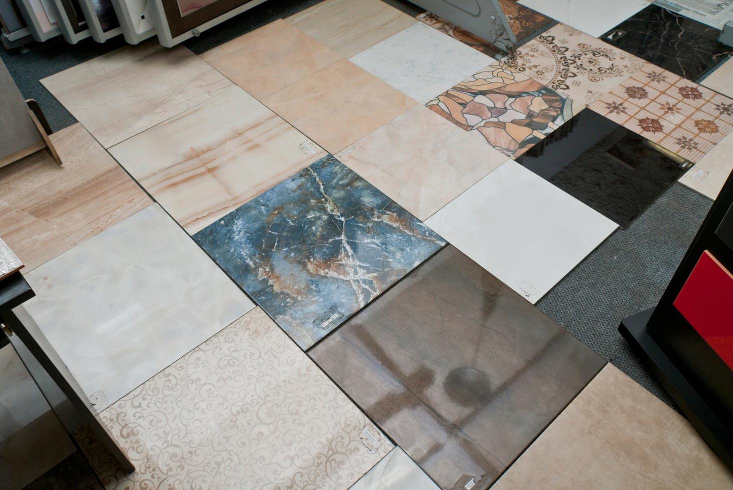 Как выбрать плитку на пол для кухни