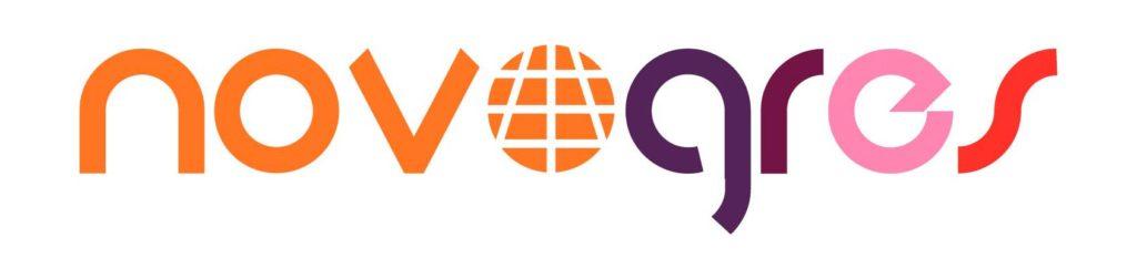 Логотип Novoqres
