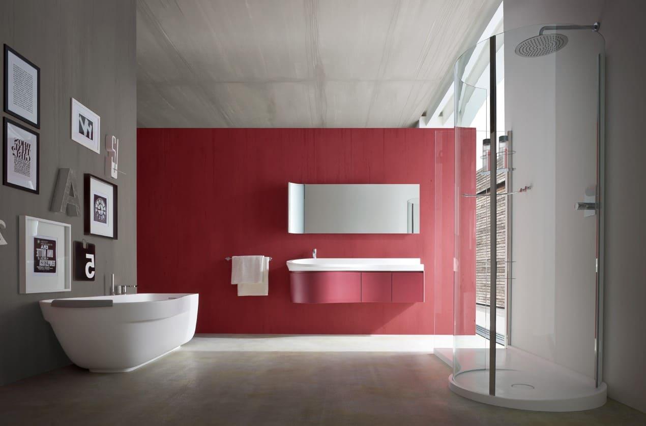 модерн ванная плитка итальянская