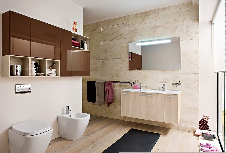 модерн ванная