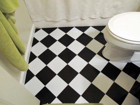 напольная плитка для туалета-как выбрать и уложить