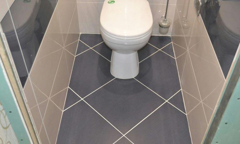напольная плитка для туалета-выбор