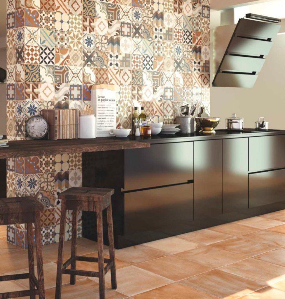 Основные правила по эксплуатации кухонной плитки 2