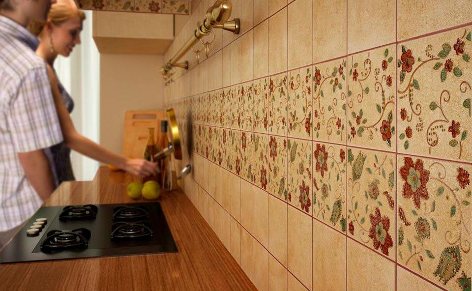 Основные правила по эксплуатации кухонной плитки