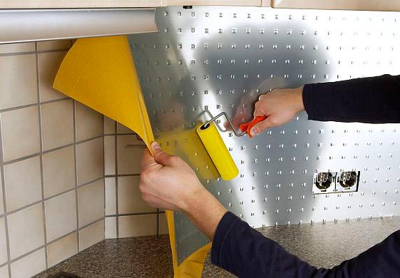 Перекрытие плитки другим материалом