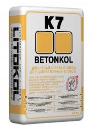 плиточный клей BETONKOL K7