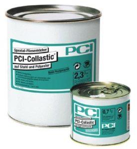 плиточный клей для бассейнов-PCI Collastic