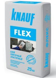 плиточный клей flex для пола ванной