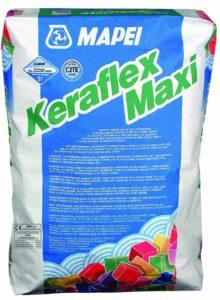 плиточный клей Keraflex maxi