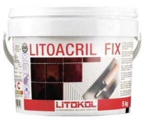 плиточный клей LITOACRIL FIX